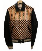 Star OF HOLLYWOOD(スターオブハリウッド)の古着「CHESSコーデュロイジャケット」
