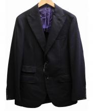 Brilla per il gusto(ブリッラ ペル イル グスト)の古着「 2B PEAKED LAPELジャケット」