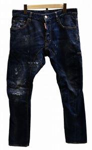 DSQUARED2(ディースクエアード)の古着「TIDY BIKER JEAN デニムパンツ」