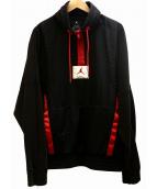 NIKE JORDAN×UNION(ナイキジョーダン×ユニオン)の古着「Jordan Vault AJ Flightジャケット」 ブラック