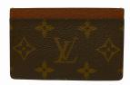 LOUIS VUITTON(ルイヴィトン)の古着「ポルトカルト サーンプル カードケース」