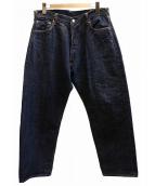 EVISU(エヴィス)の古着「No2.デニムパンツ」|インディゴ