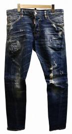 DSQUARED2(ディースクエアード)の古着「デニムパンツ」