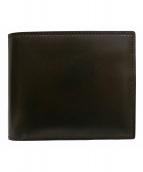 K.T.Lewiston(ケーティールイストン)の古着「コードバンウォレット 財布」