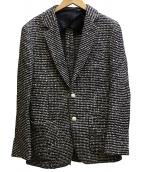 EDIFICE(エディフィス)の古着「LINTON ツイードジャケット」