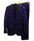 MP di MASSIMO PIOMBO(エムピーマッシモピオンボ)の古着「セットアップスーツ」