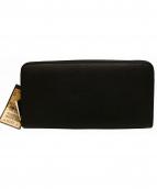 COMME CA MEN(コムサメン)の古着「ラウンドファスナーウォレット 財布」