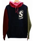 Supreme(シュプリーム)の古着「ロゴスウェットパーカー」