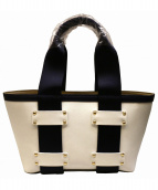 A.D.M.J.(エーディーエムジェイ)の古着「DAILY TOTEBAG バッグ」 ホワイト