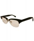 EFFECTOR(エフェクター)の古着「delay 眼鏡」 ブラック