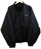 F.C.R.B.(エフシーアールビー)の古着「リバーシブルジャケット」 ブラック×グレー