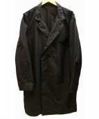 ETHOS(エトス)の古着「コート」|ブラック