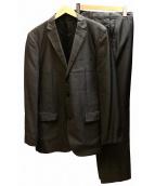 BURBERRY BLACK LABEL(バーバリーブラックレーベル)の古着「2Bスーツ」