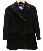 BURBERRY BLUE LABEL(バーバーリーブルーレーベル)の古着「Wジャケット」
