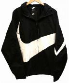 NIKE(ナイキ)の古着「HBR STMT WOVEN JACKET ジャケット」|ブラック