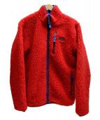 Patagonia(パタゴニア)の古着「レトロXカーディガン」 レッド