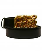 Cartier(カルティエ)の古着「象バックルベルト」