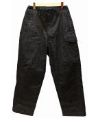 anachronorm(アナクロノーム)の古着「Indigo Chino Combat Pants パンツ」|インディゴ