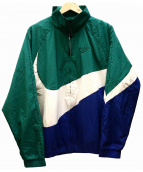 NIKE(ナイキ)の古着「ナイロンジャケット」|グリーン