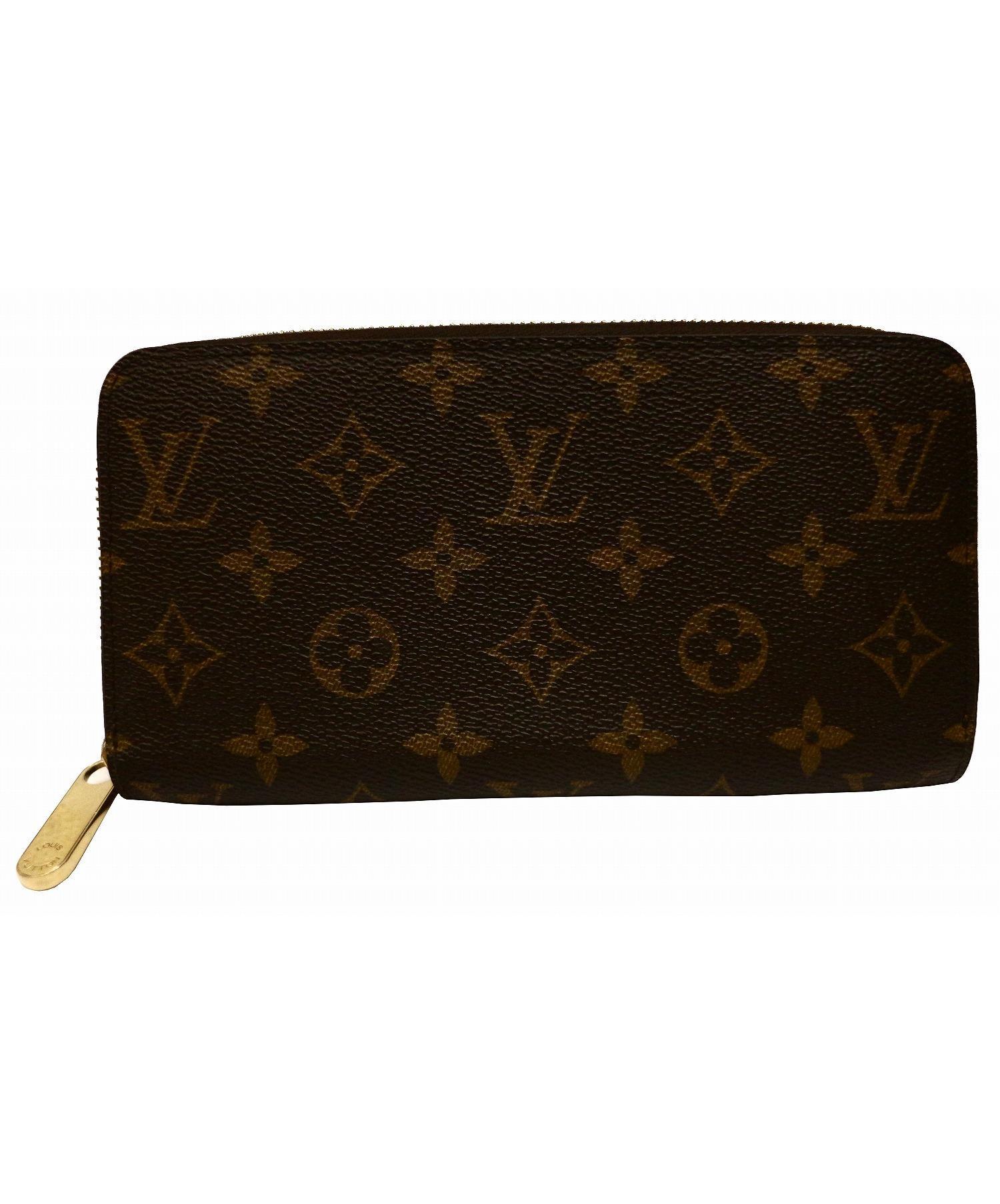 online store e5446 fbf6f [中古]LOUIS VUITTON(ルイヴィトン)のレディース 服飾小物 ジッピーウォレット 財布