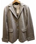 MAX MARA WEEK END LINE(マックスマーラウィークエンドライン)の古着「ジャケット」|グレー