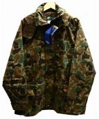 HUNTING WORLD(ハンティングワールド)の古着「マウンテンパーカー」 オリーブ