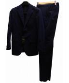 ARTISAN(アルティザン)の古着「2Bセットアップスーツ」|ネイビー