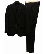 ARTISAN(アルティザン)の古着「2Bセットアップスーツ」|ブラック
