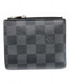 LOUIS VUITTON(ルイ・ヴィトン)の古着「財布」|ブラック