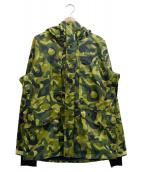 Columbia(コロンビア)の古着「エクストリ-ムポイントジャケット」|オリーブ