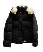 COOTIE PRODUCTIONS(クーティー プロダクツ)の古着「Ranger Down Jacket ダウンジャケット」|ブラック