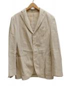 BOGLIOLI(ボリオリ)の古着「ジャケット」|アイボリー