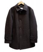 MACKINTOSH PHILOSOPHY(マッキントッシュフィロソフィー)の古着「WOOLシングルコート」|ブラウン