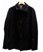 SOPHNET.(ソフネット)の古着「MOSSER MELTON SHORT コート」|ブラック