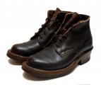 WHITES BOOTS(ホワイツ ブーツ)の古着「セミドレス ブーツ」|ダークブラウン