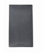 BVLGARI(ブルガリ)の古着「CLASSICO長財布」 GRAIN-BLK