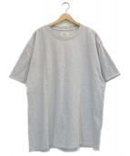 FOG ESSENTIALS(フェアオブゴット エッセンシャル)の古着「Boxy Graphic T-Shirts」|グレー