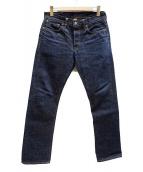 RRL(ダブルアールエル)の古着「SLIM FITデニムパンツ」 インディゴ