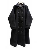 PAMEO POSE(パメオポーズ)の古着「コート」 ブラック