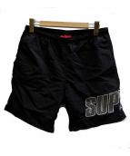 Supreme(シュプリーム)の古着「ショートパンツ」|ブラック