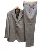 J.PRESS(ジェイプレス)の古着「3Bセットアップスーツ」|グレー