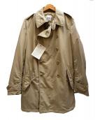 ASPESI(アスぺジ)の古着「Aeronavale Trench Coat トレンチコート」|ベージュ