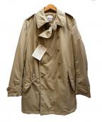 ASPESI(アスペジ)の古着「Aeronavale Trench Coat トレンチコート」 ベージュ