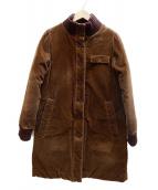 sally scott(サリースコット)の古着「ダウンコート」 ブラウン