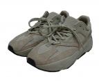 adidas(アディダス)の古着「YEEZY BOOST 700 スニーカー」 グレー
