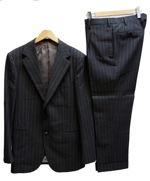 SOVEREIGN(ソブリン)SOVEREIGN (ソブリン) セットアップ3Bタックスーツ チャコールグレー サイズ:表記サイズ:48 UNITED ARROWS TOKYOの古着・服飾アイテム
