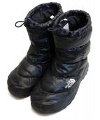 THE NORTH FACE(ザノースフェイス)の古着「ブーツ」|ブラック