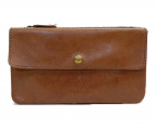()の古着「長財布」|ブラウン