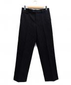 The Stylist Japan(ザスタイリストジャパン)の古着「トラウザーパンツ」|ブラック