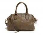 SAZABY(サザビ)の古着「LSB-05/手提げバッグ」|ベージュ